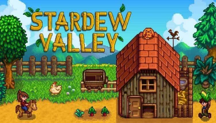 Stardew Valley - Battle Royale мод