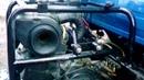 муравей с двигателем от скутера 150 куб