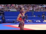 Александра Солдатова мяч личное многоборье Чемпионат Мира София 2018