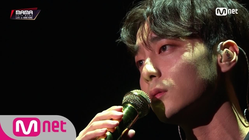 Roy Kim_Only then/The Hardest Part│2018 MAMA in HONG KONG 181214