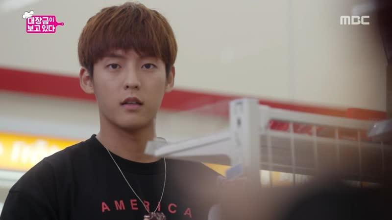 [DORAMA] Минхёк @ Dae Jang Geum Is Watching (1 серия)