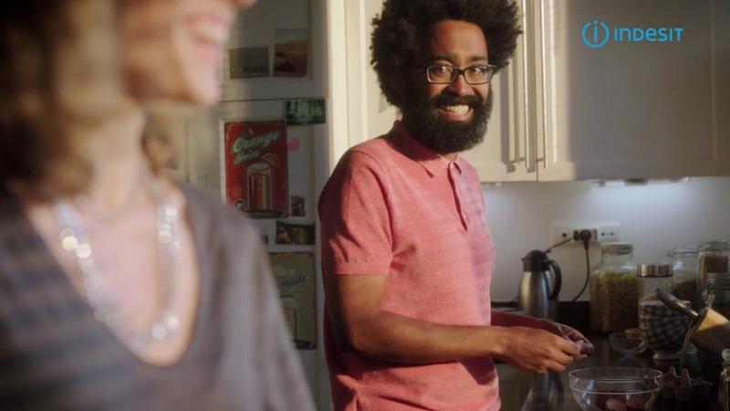 Музыка из рекламы Indesit Turn Cook — Лучше вместе (2018)