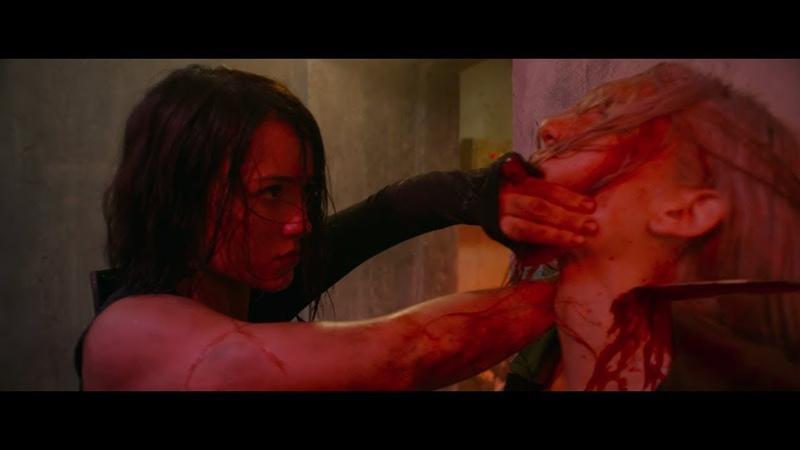 The Night Comes For Us - Julie Estelle vs Female Assassin (1080p)