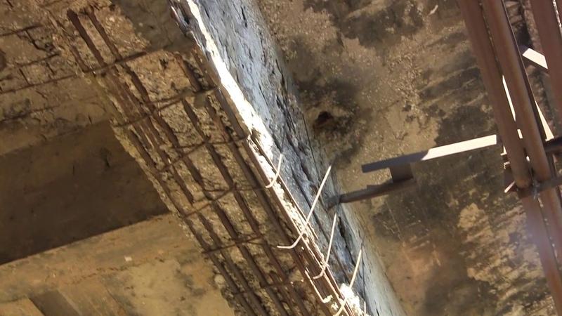 Когда рухнет мост в Аршинцево.Партизанский мост. Керчь. (2 часть).