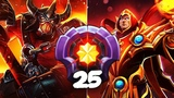 LVL 25 Dotaplus Players Unite In One Team! Invoker + Axe Know How To Play Their Heroes - Dota 2