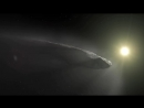Oumuamua межзвёздный астероид, комета или космический корабль