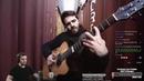 Реакция Диктора на: The Prodigy on an Acoustic Guitar - Luca Stricagnoli