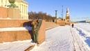 Солнечный Санкт Петербург 12 01 2019 видео зарисовки Владимир Шкваря SVkadr