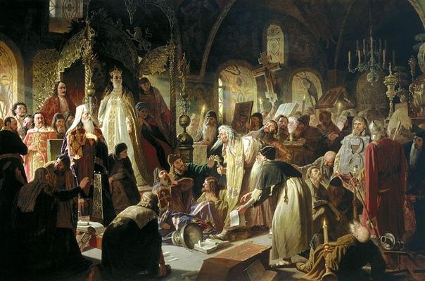 ЖЕЧЬ В СРУБЕ, ПЕПЕЛ РАЗВЕЯТЬ Так называемые «Двенадцать статей» царевны Софьи увидели свет в 1685-м и свет для сотен старообрядцев померк в одночасье. А так вроде бы всё хорошо начиналось: