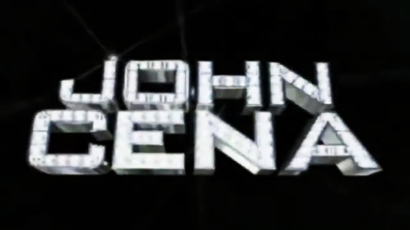 John Cena 2005 The Time Is Now Entrance Video