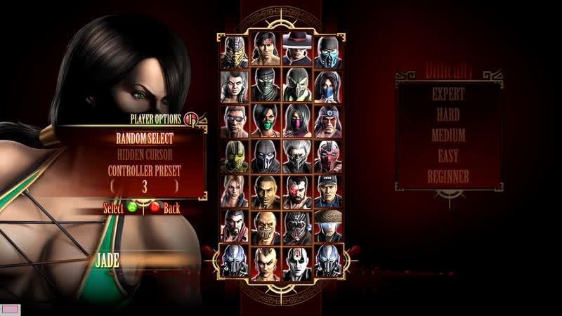 Mortal Komlbat 9 Johnny Cage Tower Башня за Джони Кейджа