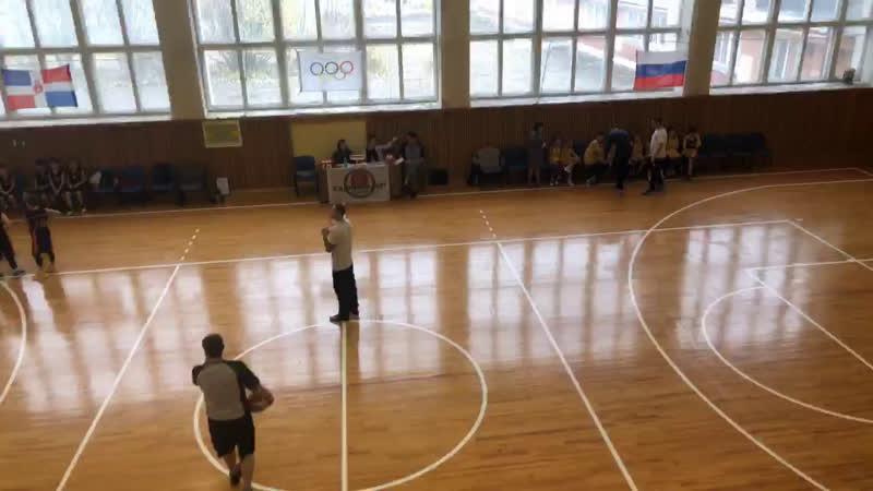 Олимпиец 2 Киров 3 четверть
