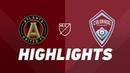 Atlanta United FC vs. Colorado Rapids | HIGHLIGHTS - April 27, 2019