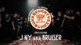 J NY aka BRUI5ER JUDGE ROUND SHOW-OFF ALL IN 2