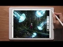 Discover Adobe Photoshop on the iPad