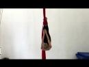 Обрыв в ноги Рыбка Pole Dance Style