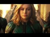 Captain Marvel (Carol Danvers) vine