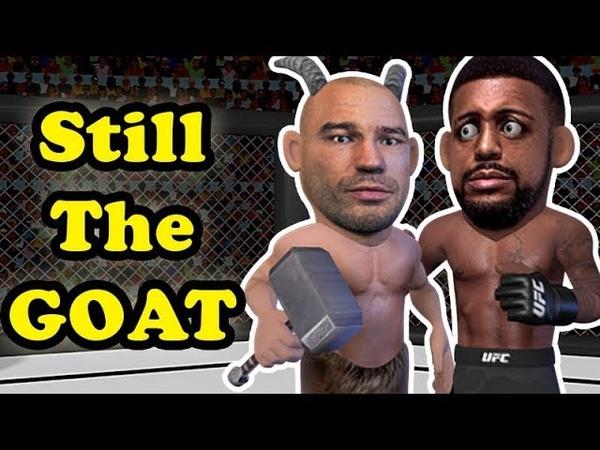 Artem Lobov Still The GOAT The P4P King VS Michael Johnson