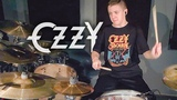 BARK AT THE MOON (Ozzy) Drum Cover