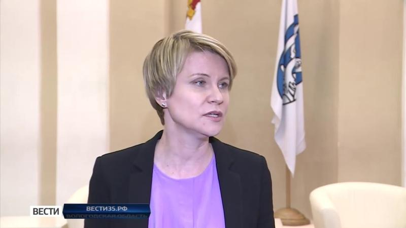 Елена Шмелева обсудила в Вологде вопросы поддержки одаренных детей