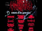 Upcoming devastation - The corpsegrinder experience (Vomitory cover)