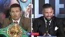 Oleksandr Usyk vs Tony Bellew Full Press Conference 🥊