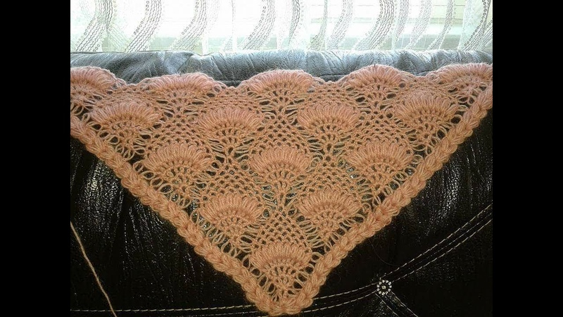 ÇOK HOŞ FISTIKLI ŞAL YAPILIŞIVery nice pistachio shawl construction