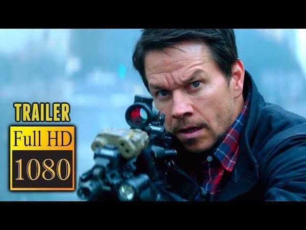 🎥 MILE 22 (2018) | Full Movie Trailer in Full HD | 1080p