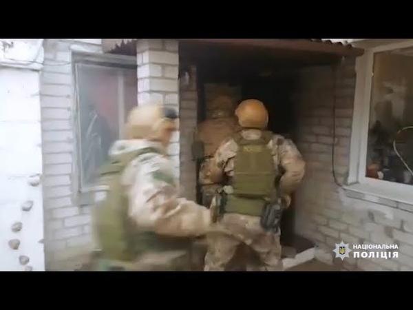 У Запоріжжі поліцейські викрили підозрюваного у збуті «метадону»