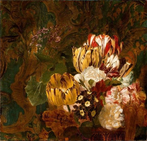 Лоуренс Альма-Тадема / Sir Lawrence Alma-Tadema ( 1836 - 1912).