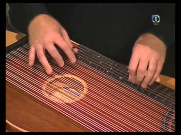 Slovenski citrarski kvartet - Glasba iz filma Tretji človek