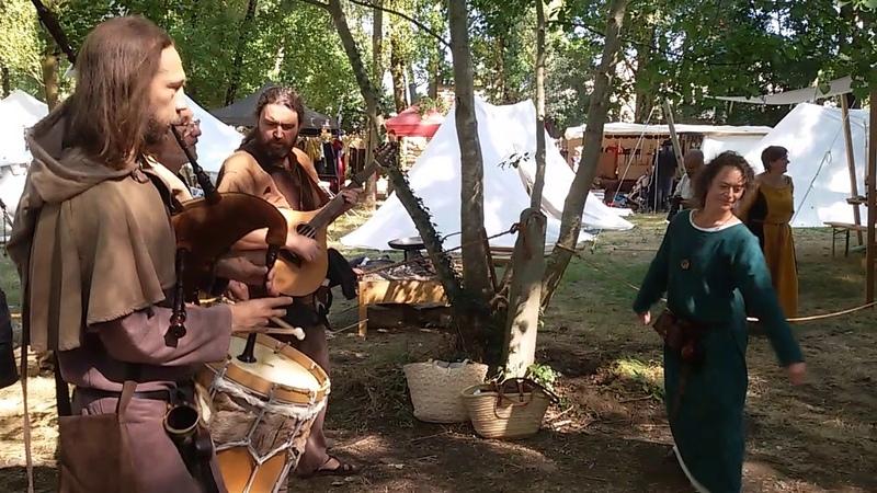 Les Sonneurs de Brann - musique médiévale