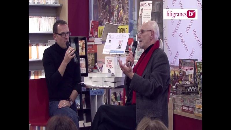 Pascal laurent présente Georges Rémi Jr, Un oncle nommé Hergé, Archipel