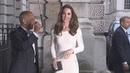 Duchess of Cambridge attends first annual gala dinner