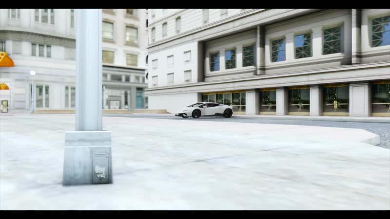 MTA Radmir| Обзор и дрифт-чип для Lamborghini Huracan (by XAH)