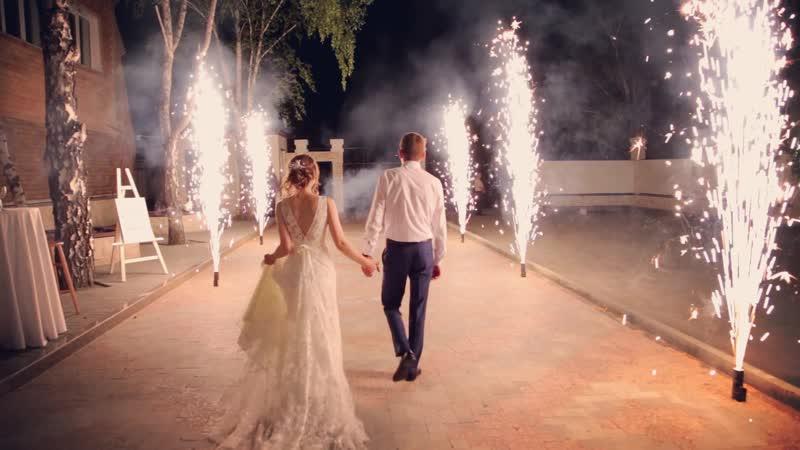 Свадебный клип 2 Валентин и Юлия