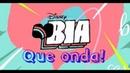 """Teen World on Instagram """"Que Onda! Nova música de BIA. Vejam o vídeo/áudio completo lá no canal, link na Bio. Deixem o like e se inscrevam. disn..."""