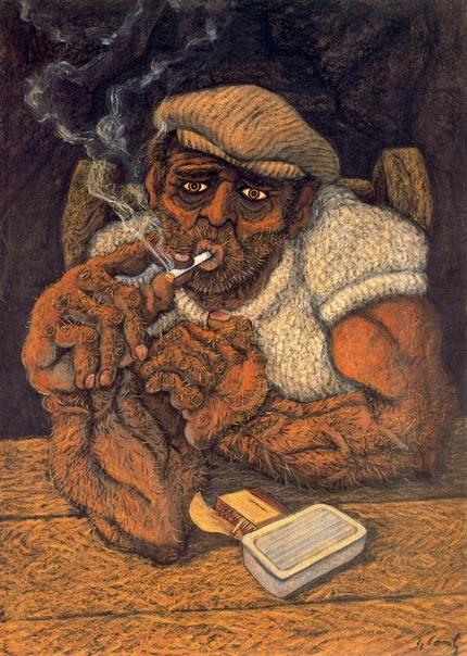 Джино Ковили (1918-2005)