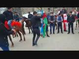 Azerbaycanli Oğullar Gurcustanda Möhtəşəm Lezginka Rəksi Gösdəriblər 2018 - from YouTube