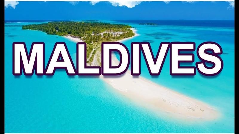 MALDIVES - INDAN OCEAN 2019 4K