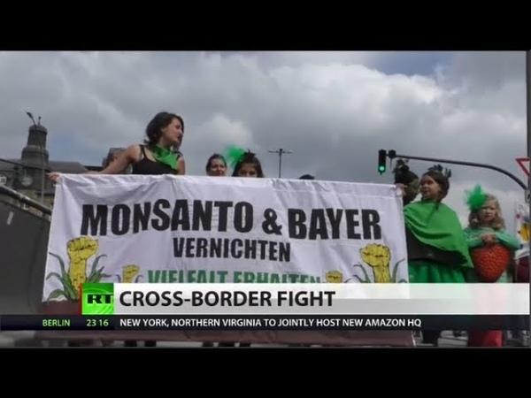 Monsanto's Hidden Hand in Canadian Health Laws