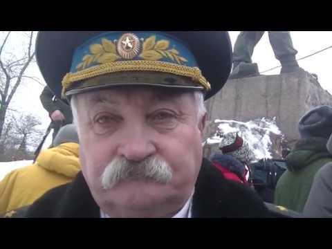 30 лет вывода войск из Афганистана интервью с героем Советского Союза Солуяновым А.П.