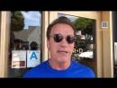 Arnold Schwarzenegger At 71yro Training Heavy 2018 - Bodybuilding Motivation