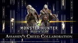 Monster Hunter: World – Assassin's Creed Collaboration Trailer