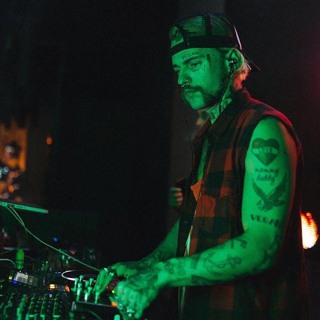 Vegan DJ   Москва