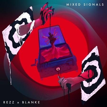 "REZZ on Instagram REZZ x @blankemusic Mixed Signals OUT NOW 🌀 🌀 Link in bio"""