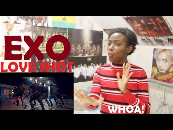 EXO (엑소) - LOVE SHOT (KOR CHN VER) MV REACTION REVIEW [SWEET JESUS!]