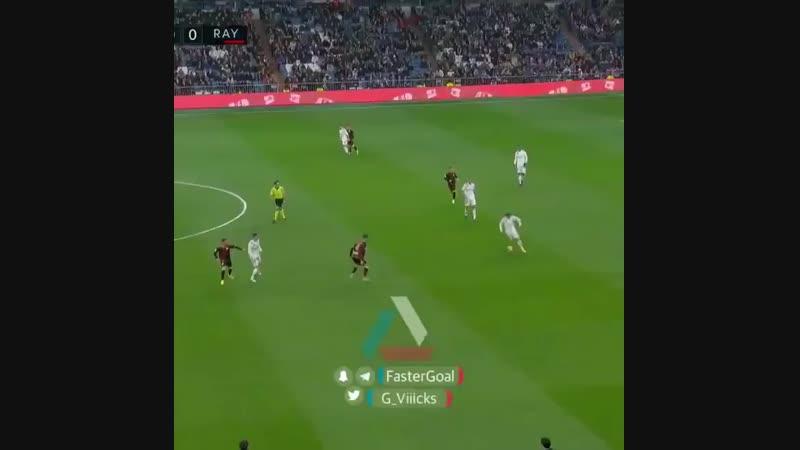 Реал Мадрид-Райо Вальекано 1:0👏👏👏👍👍👍⚽️⚽️⚽️