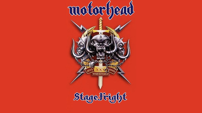 Motörhead Stage Fright Full Concert HQ