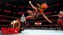 SB_Group  Sasha Banks, Bayley Ember Moon vs. Mickie James, Alicia Fox Dana Brooke: Raw, Dec. 24, 2018